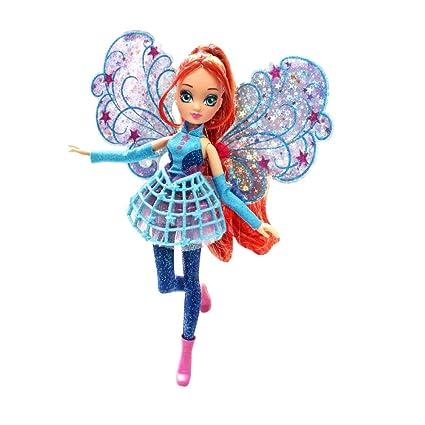 Amazon.com: Giochi Preziosi Winx Magic Cosmix Fairy Bloom ...