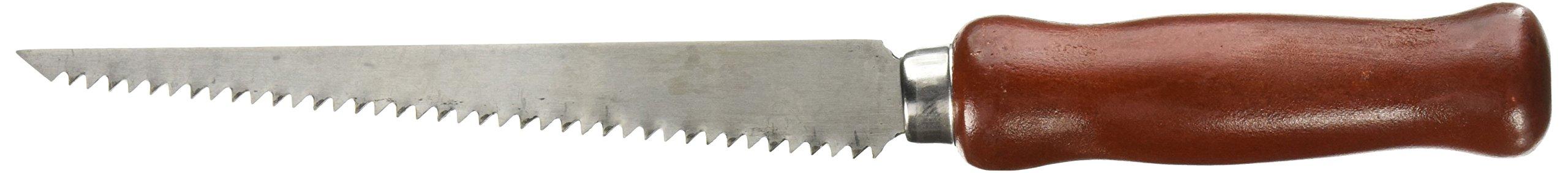 MERIT PRO 00705 Stamped Tooth Jab Saw, 6''