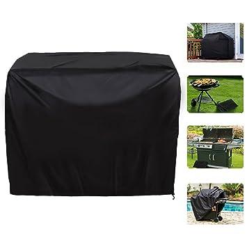 Cobertor Parrilla WZY® – Cubertor para Parrillas de Casa, Jardín, Terraza, Resistente al agua, ventilación, Trabajo pesado: Amazon.es: Jardín