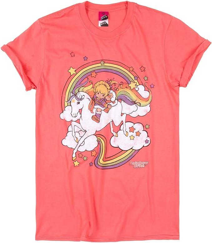 Rainbow Brite Oversized T-shirt for Women