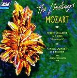 Mozart: String Quartets (Lindsays)