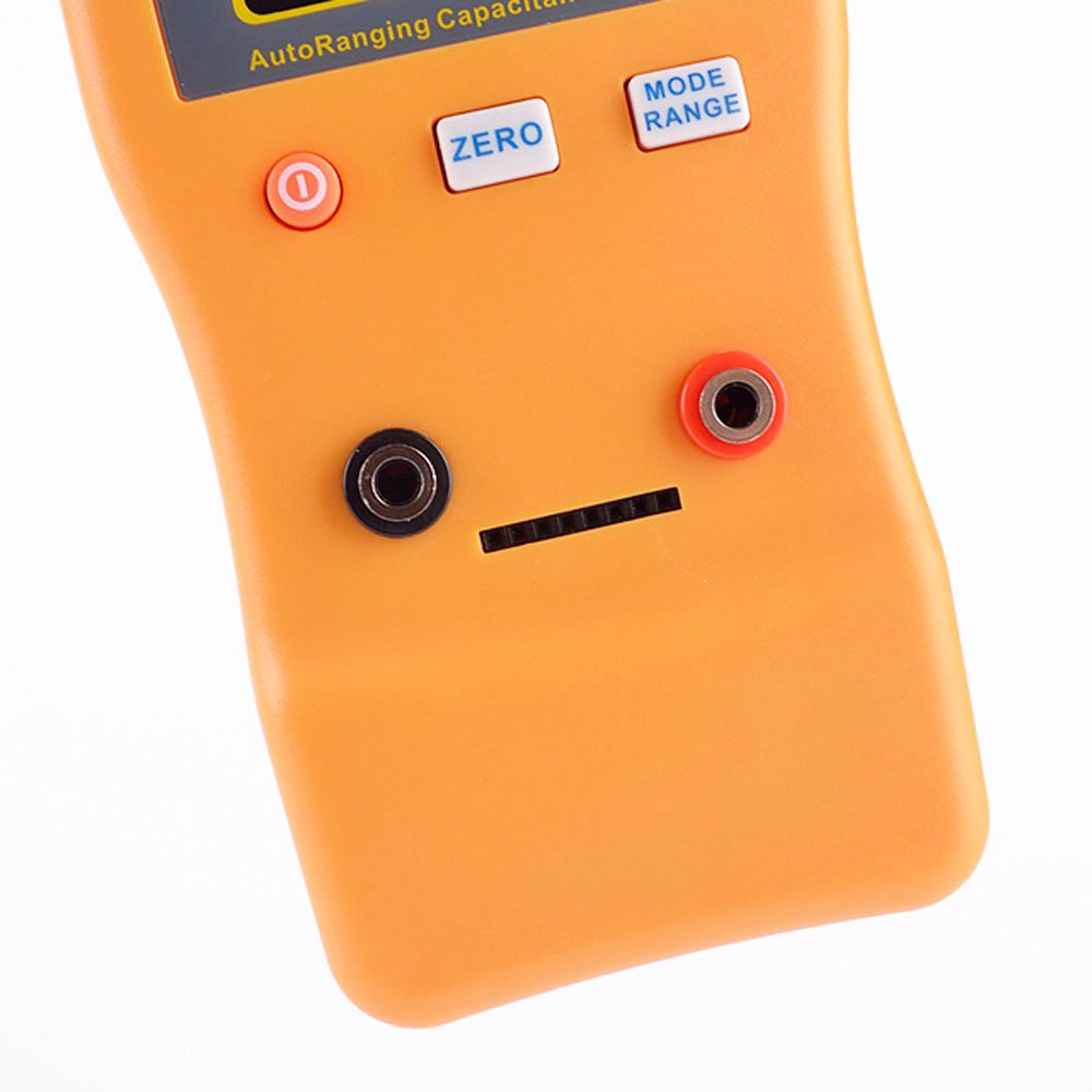 kkmoon M6013/Hohe Pr/äzision Kondensator Z/ähler Profi Kapazit/ät Widerstand Kondensator Tester Circuit Ma/ßnahme