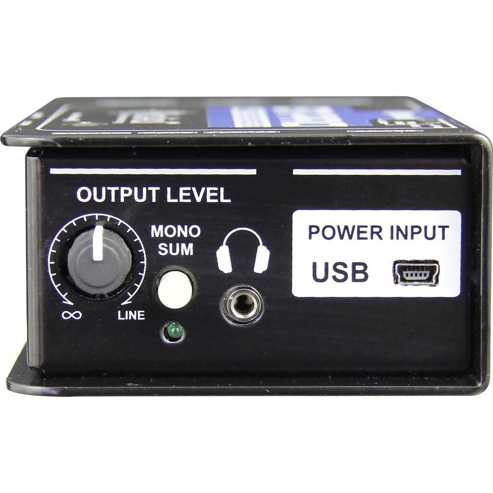 Radial BT-Pro BlueTooth Wireless Reciever Stereo Outputs w/ 2 XLR Cables by Radial (Image #2)