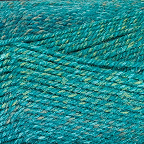 - Plymouth (1-Pack) Encore Worsted Colorspun Yarn Turquoise 7765-1P