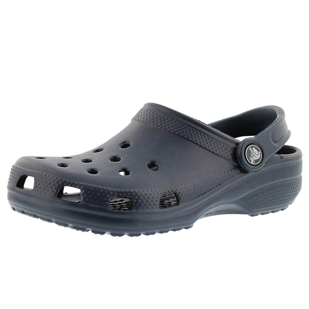 Crocs Classic Navy Blue Comfort Durable Practical Clogs Sandals Size 8