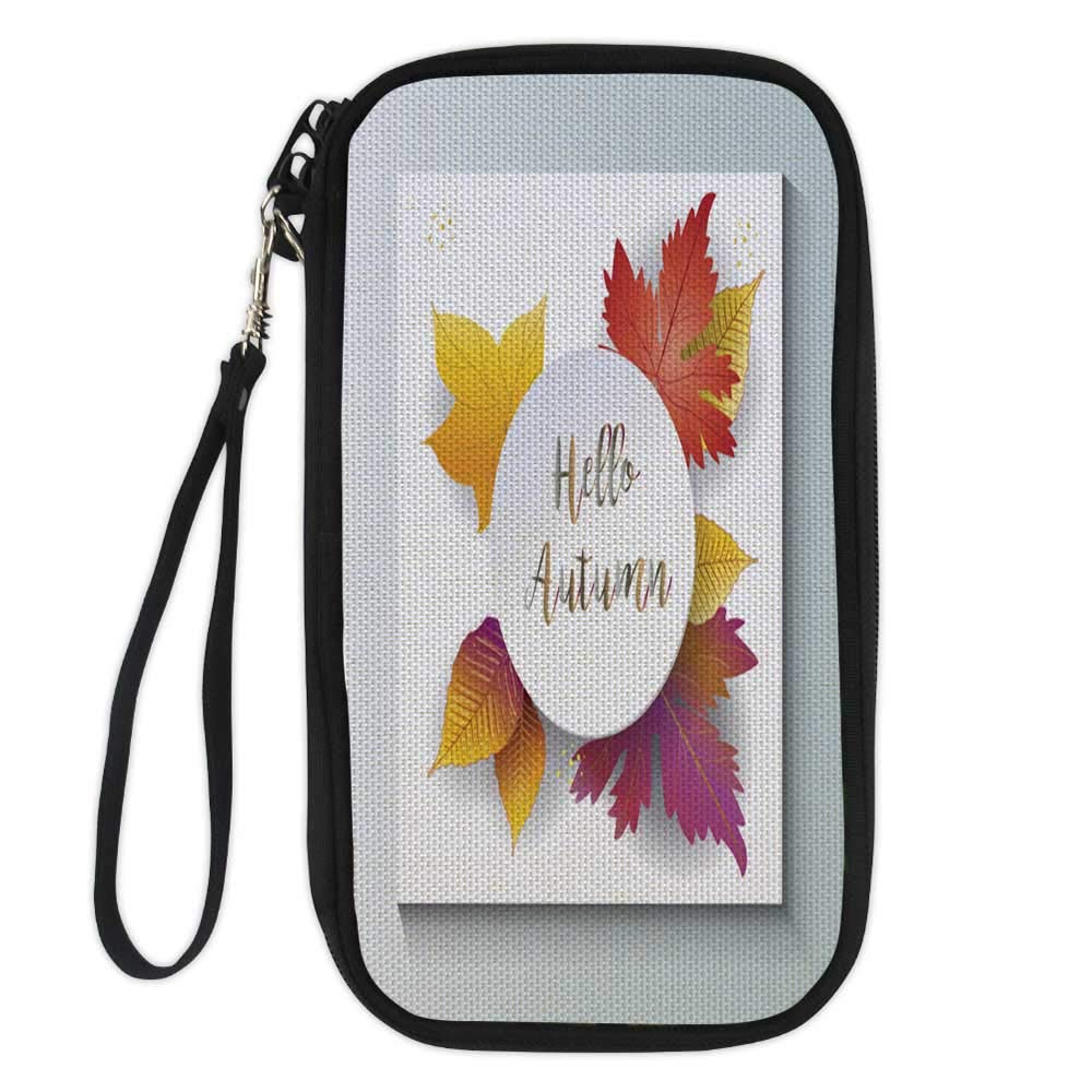 passport wallettravel wallet passport holderHello autumn 9.1x4.7x0.8