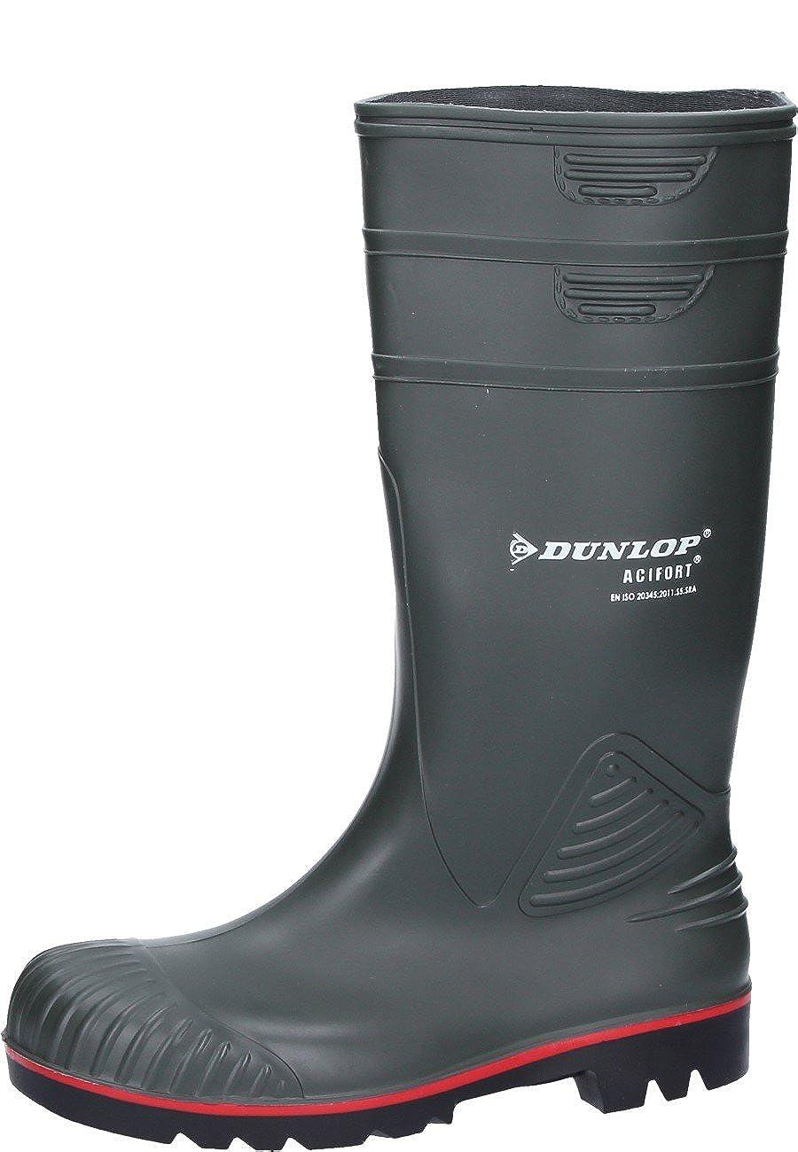 Dunlop A442631 S5 ACIF.KNIE Unisex-Erwachsene Langschaft Gummistiefel A4260
