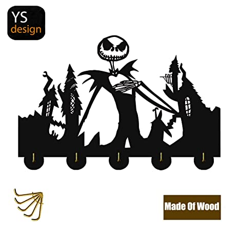 Amazon.com: The Nightmare Before Christmas - Ganchos de ...