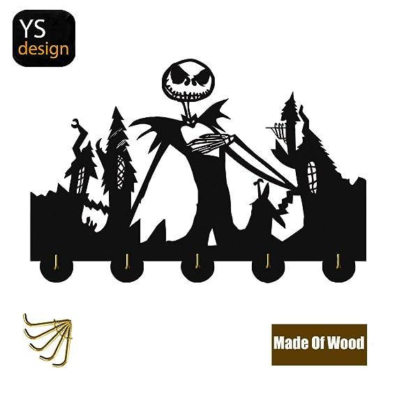 Amazon.com: The Nightmare Before Christmas - Ganchos de ...
