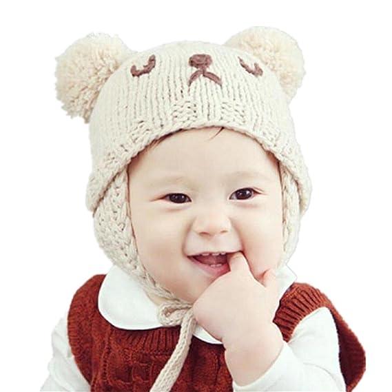 Gorras de bebé Amlaiworld Sombreros de bebé Niños niñas Patrón de ...