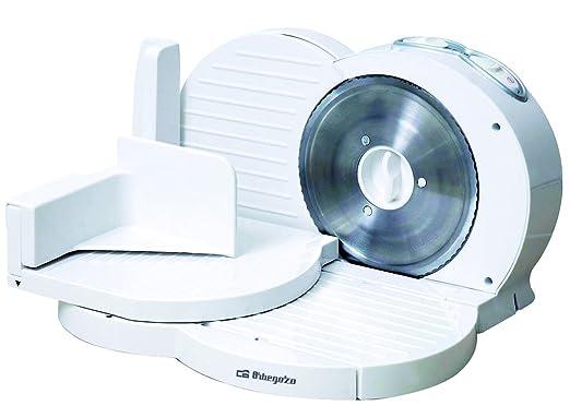 Orbegozo MS 4200 4200-Cortadora, Color Blanco, 150 W, Plástico, 3 Velocidades