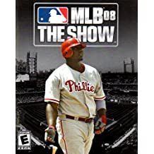 MLB 08 The Show PS3 Instruction Booklet (Sony PlayStation 3 Manual ONLY - NO GAME) [Pamphlet ONLY - NO GAME INCLUDED] Play Station