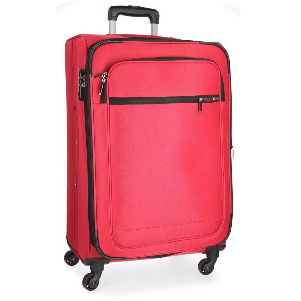 トレイルスーツケース、76 cm、90リットル、レッド(Rojo) B07B1G3874