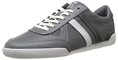 Stealth Leather Mesh, Herren Sneaker Jim Rickey