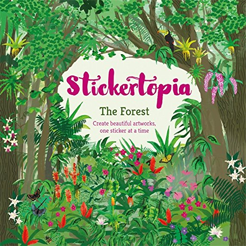 Stickertopia the Forest: Create Beautiful Artworks, One...