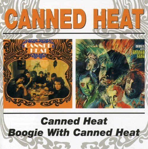 Canned Heat / Boogie With Canned Heat by CANNED HEAT (2003-05-06)