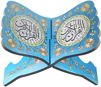 Soporte de madera para libro de oración y libro de la