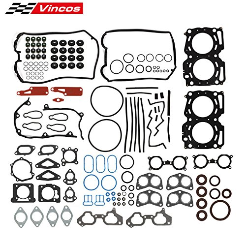 Vincos MLS Head Gasket set Replacemnet For Subaru Impreza WRX USDM 2.0L H4 DOHC EJ205 2002 03 04 2005