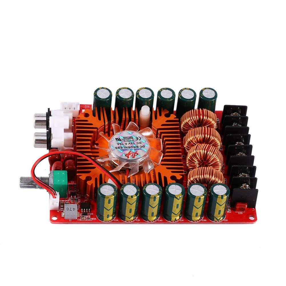160W module damplification st/ér/éo st/ér/éo double canal audio TDA7498E 160W Carte damplificateur num/érique