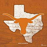 2018 University of Texas Wall Calendar