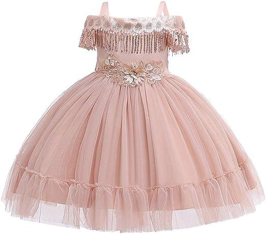 FBGood Vestido de Baile de Princesa, Falda Vestida de tutú de Gasa ...