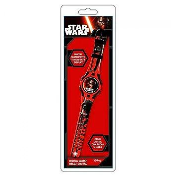 Reloj Star Wars Episodio VII digital sport Kylo Ren