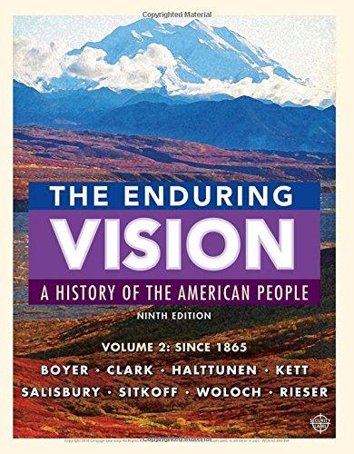 Enduring Vision,V.Ii