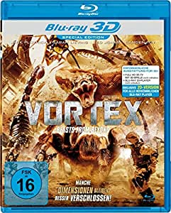 The Vortex (3D & 2D) [ NON-USA FORMAT, Blu-Ray, Reg.B Import - Germany ]