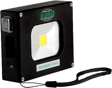 Hydro Glow HG354 1 20 Cord 10w 12v LED Fishing Light 12 Long Green 1000 Lumen