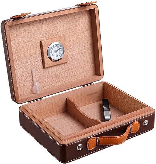Caja de puros, humidor de cigarros Caja De Cigarros, Humidor De ...