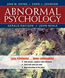 Abnormal Psychology, Gerald C. Davison and Sheri Johnson, 1118129121