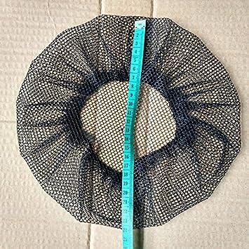 fd2e43d4caf Amazon.com   Full head cover hairnet hospital nurses big hairnet hair net  bag sleeping bag food shop hair hat hair cover for women girl lady   Beauty