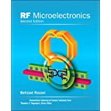 RF Microelectronics (Prentice Hall Communications Engineering and Emerging Technologies Series from Ted Rappaport)