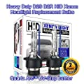 Heavy Duty D2S D2R HID Xenon Headlight Replacement Bulbs 35W (Pack of 2)
