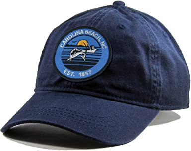 Homeland Tees Mens Delaware Home Patch Cotton Twill Hat