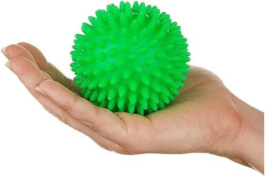 ulooie 7 cm Creative pelota sensorial con pinchos para masaje ...