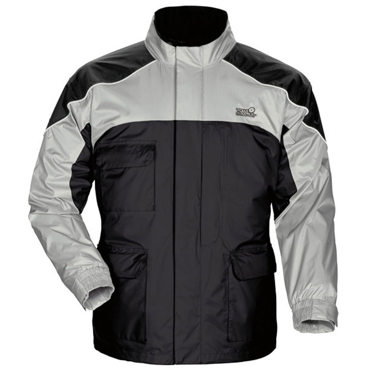 Tour Master Sentinel Men's Jackets Sports Bike Racing Motorcycle Rain Suit - Black / X-Small by Tourmaster (Image #1)