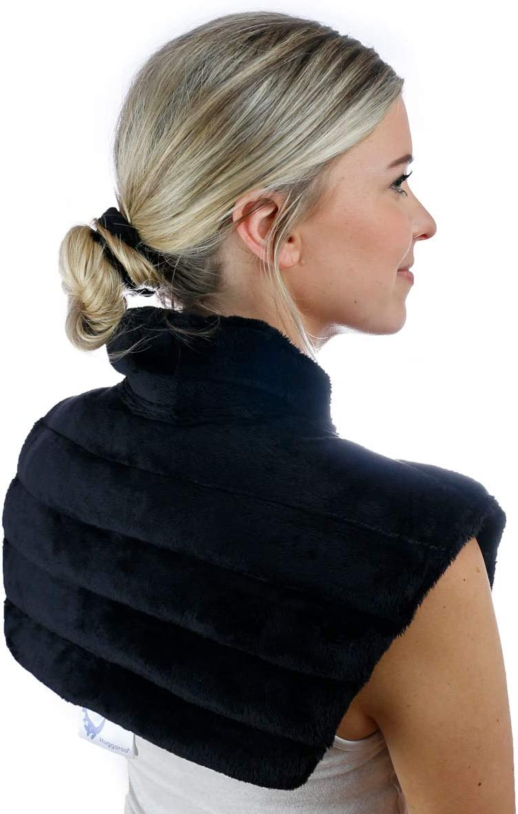 Huggaroo Neck Wrap Heating Pad - UNSCENTED