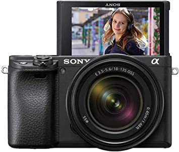 Sony Alpha 6400MB - Cámara compacta de 24.2 MP (Sensor APS-C CMOS ...