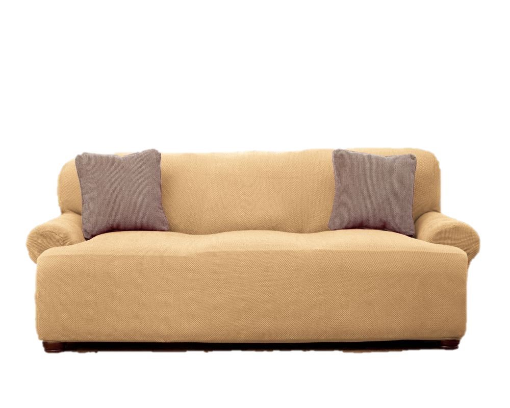Sofa cover stretchable beautiful look great protector for Best quality sofa seat covers online