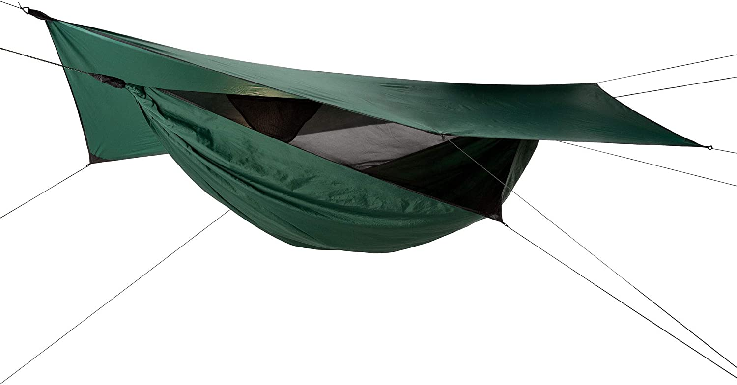 Hennessy Hammock – Safari Deluxe XXL Series – Our Largest, Strongest and Roomiest Camping and Survival Shelters