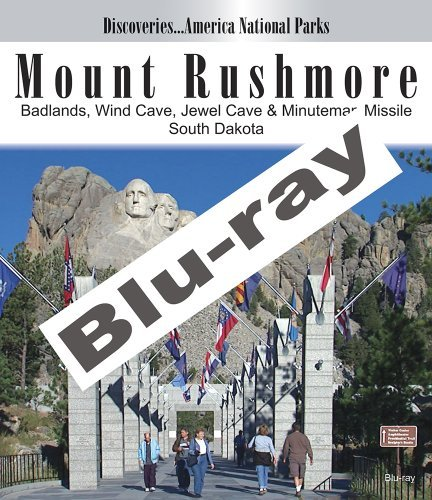 Mount Rushmore, Badlands, Wind Cave, Jewel Cave & Minute Man Missile, South Dakota
