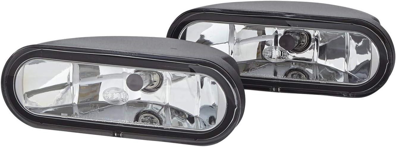 710, 711 Driver Side Fog Light Assembly HELLA 009954311 Seat Alhambra