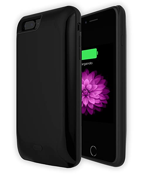 2 opinioni per iPhone 7 Plus Cover batteria 7500mAh, Cover batteria iPhone 7 Plus da 7500mAh,