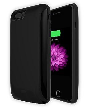 iPhone 7 Plus funda cargadora, funda cargador iPhone 7 Plus ...