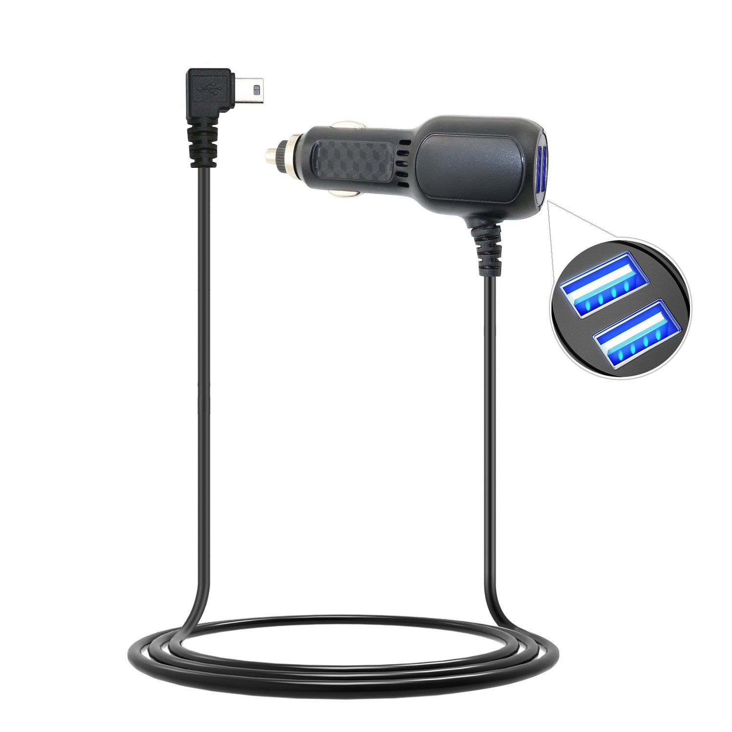 AC//DC Wall Adapter Cord for Magellan GPS Roadmate RM 9270 T-LM FYL Car Charger