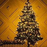 Twinkle Star 66ft 200 LED Christmas Tree String