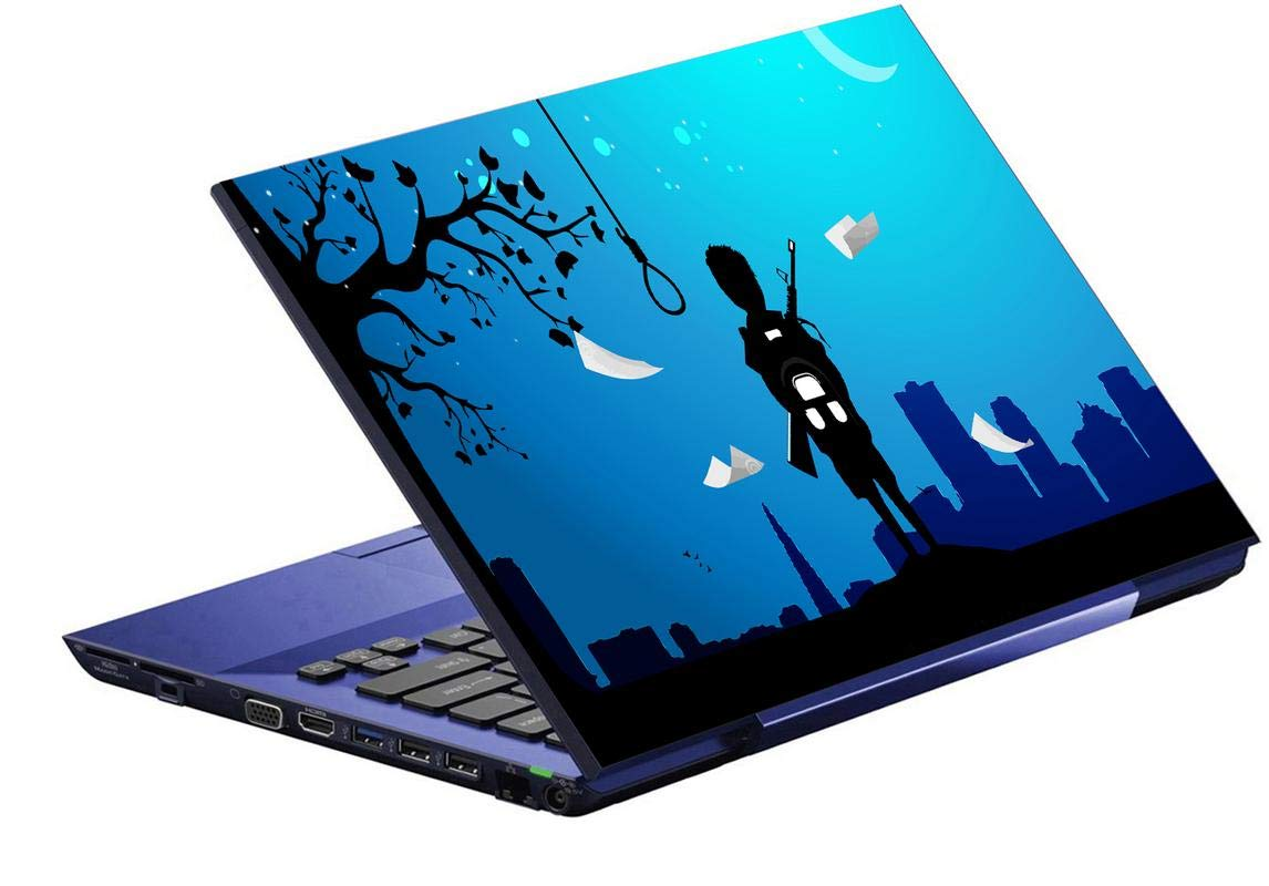 Imagination era find love the secret to finding your life partner laptop skin stickers hd quality fits dell hp toshiba acer asus and for all