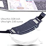 1e1b0be231ad Galleon - JULAM Running Belt Ultra-Thin Waist Pack For Gionee A1 ...
