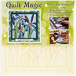 Dragonflies Quilt Magic Kit Quilt Magic Kit